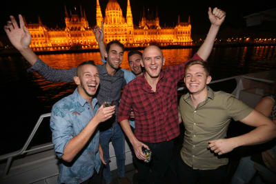 Stag Group Boat Party Cruise Budapest