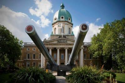 Imperial War Museum - exterior