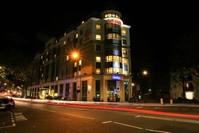 Marriott London Mada Vale - exterior