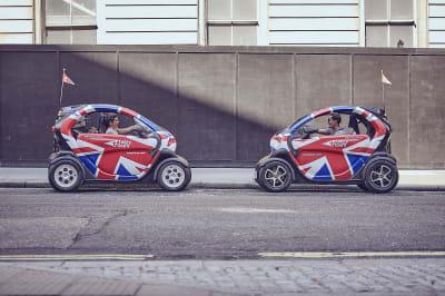 The Royal Flash - London