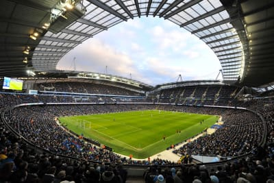 Etihad Stadium Manchester City Football