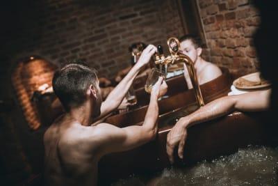 Prague Spa Beerland Group Beers