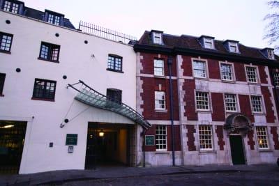 Entrance, Hotel du Vin Bristol