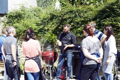 BBQ Masterclass Richard Holden BBQ
