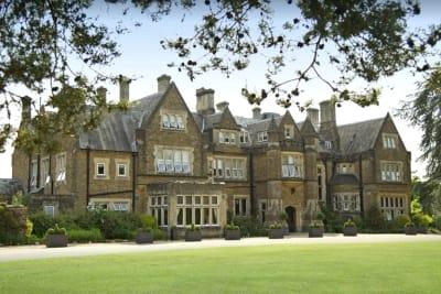 Hartsfield Manor - exterior
