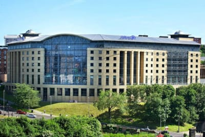 Hilton Newcastle Gateshead - exterior
