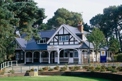 Meyrick Park Hotel - Outside