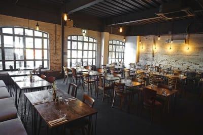 Bermondsey Bar And Kitchen - Interior