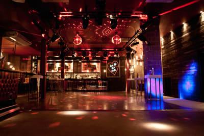 Revolution Cardiff - Interior of Bar