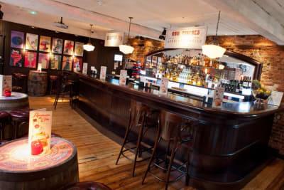 Revolution - Leeds Call Lane - bar