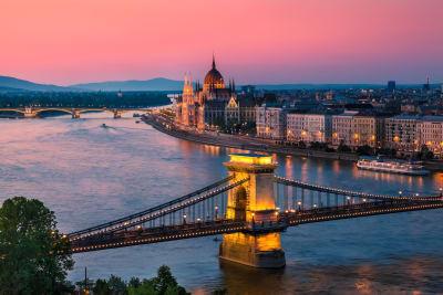 Budapest city centre