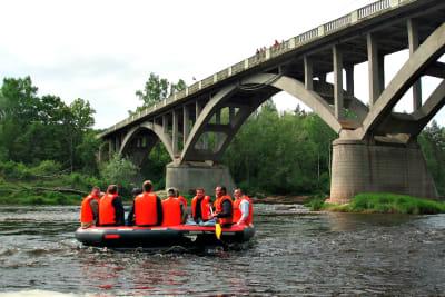 Makars - Lazy River Rafting