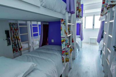 Dorms, Golden Tram Hostel
