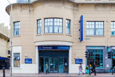 Travelodge seafront Brighton  - CHILLISAUCE