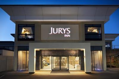 Jurys Inn Oxford - Front outside