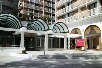 Marriott London Regents Park - Exterior