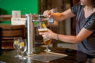 Beer Tasting, Brewhouse & Kitchen - Nottingham