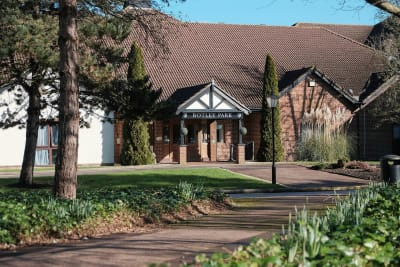 Macdonald botley park hotel & spa - Exterior