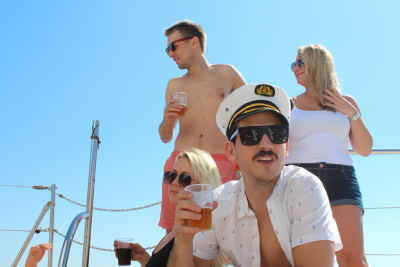 Boat Party Cruise, Barcelona