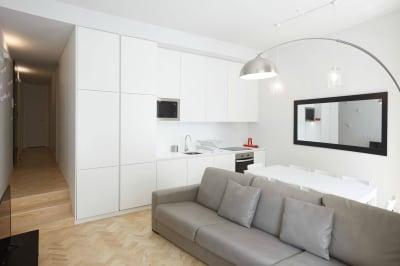 Living Area, City Stays Sé Apartments