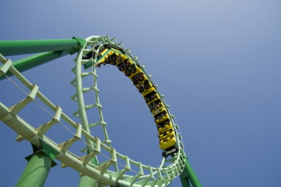 Rollercoaster, Fun Fair