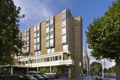 Double tree by Hilton Bristol - Exterior