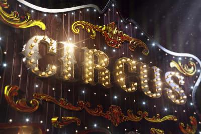Circus Theming Sign