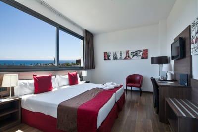 4 Hotel_Barcellona_bedroom