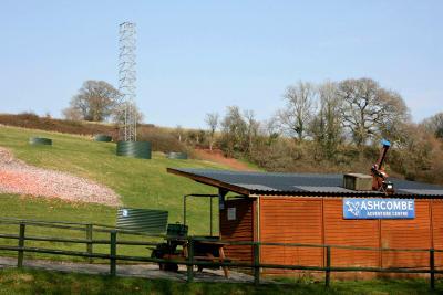 Ashcombe adventures centre - exterior