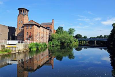 Derby - Silk Mills