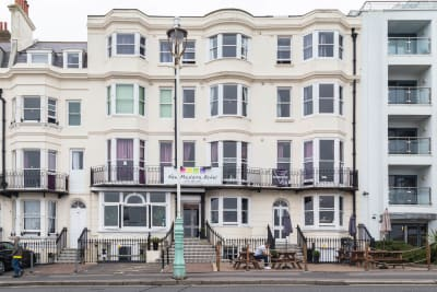 New Madeira Hotel Brighton - CHILLISAUCE exterior