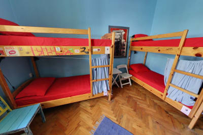 Art Hostel - Dormitory