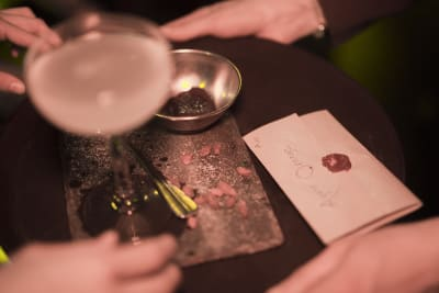 Enigma Cocktail experience - London_.