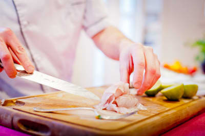 Ceviche workshop