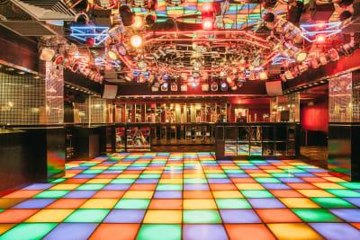 Pryzm Nightclub Brighton - Dance floor