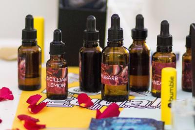Edible Perfume Workshop