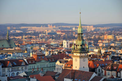 The Brno Skyline