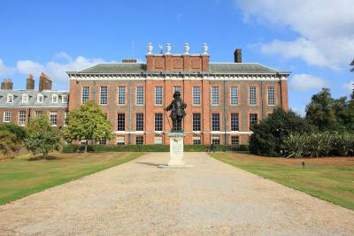 Kensington Palace - exterior