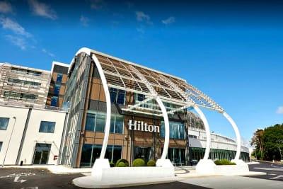 Hilton at the Ageas Bowl - Exterior