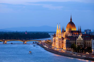 Budapest Highlights - River Cruise