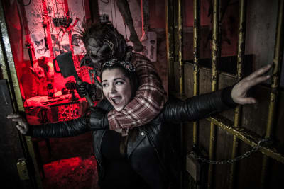Hell In A Cell Escape Room