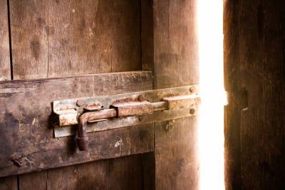 Old Door Unlocked