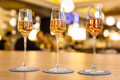 Champagne Tasting Lesson St Pancras Grand