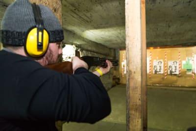 Riga Target Shooting Guns Shotgun stag