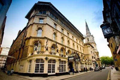 Mercure Bristol Grand Hotel - The Grand outside