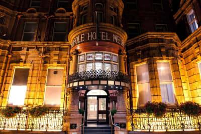 The Met Hotel - exterior