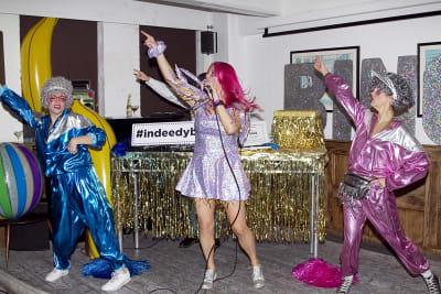 Musical Bingo Dance Party