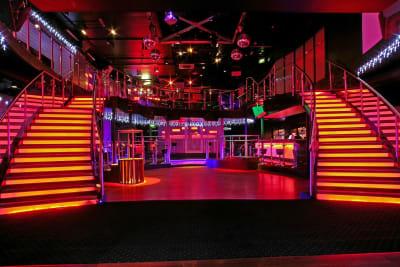 ClubM - Dublin - Dance floor