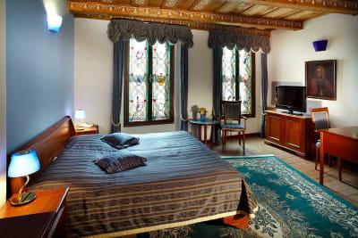 Royal Ricc Brno - bedroom