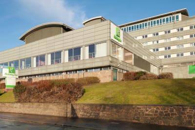 Holiday Inn Edinburgh - exterior
